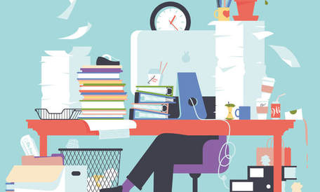 Is your desk fit for purpose?
